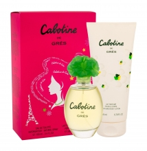 Gres Cabotine Edt 100ml + 200ml Body lotion naisille 94713