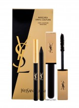 Yves Saint Laurent Mascara Vinyl Couture Mascara Vinyl Couture 6,7 ml + Waterproof Eye Pencil 0,8 g No.1 No.1 naisille 42633