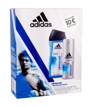 Adidas Climacool Antiperspirant 150 ml + Shower Gel 250 ml miehille 53334