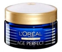 L´Oreal Paris Age Perfect Night Cream Cosmetic 50ml naisille 54415