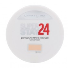 Maybelline Superstay Powder 9g 10 Ivory naisille 54363