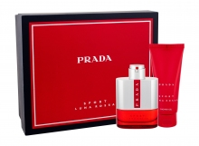 Prada Luna Rossa Sport Edt 100 ml + Shower Gel 100 ml miehille 52805