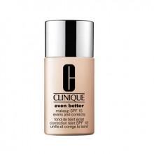 Clinique Even Better Makeup 30ml 01 Alabaster naisille 24605