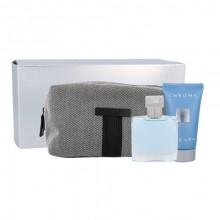 Azzaro Chrome Edt 30 ml + shower gel 50 ml + cosmetic bag miehille 59556