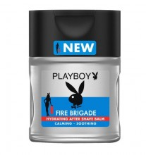 Playboy Fire Brigade After shave balm 100ml miehille 44189