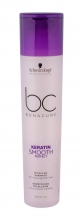 Schwarzkopf BC Bonacure Keratin Smooth Perfect Shampoo 250ml naisille 29657