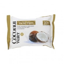 Xpel Coconut Water Facial Wipes Cosmetic 25pcs naisille 66746