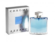 Azzaro Chrome Eau de Toilette 50ml miehille 20013