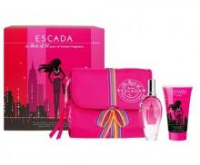 Escada Sexy (Pink) Graffiti 2011 Edt 50ml + 50ml Body lotion + Bag naisille 56550