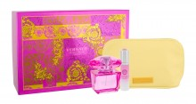 Versace Bright Crystal Absolu Edp 90 ml + Edp 10 ml + Cosmetic Bag naisille 43664