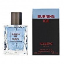 Iceberg Burning Ice EDT 100ml miehille 06464