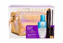 Collistar Design Mascara 11 ml + Gentle Two Phase 50 ml + Cosmetic Bag Ultra Black naisille 58268