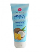 Dermacol Aroma Ritual Body Lotion Caribbean Dream Cosmetic 200ml naisille 04173