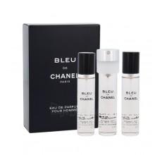 Chanel Bleu de Chanel Eau de Toilette 3x20ml miehille 78107