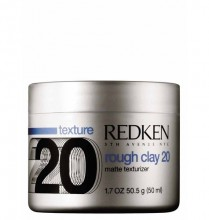 Redken Rough Clay 20 For Definition and Hair Styling 50ml naisille 06936