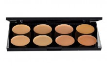 Makeup Revolution London Ultra Cover And Conceal Palette Corrector 10g Light-Medium naisille 26347