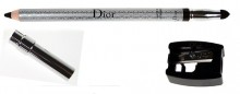 Christian Dior Dior Eyeliner Waterproof Cosmetic 1,2g Black naisille 49705