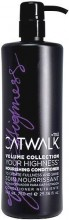 Tigi Catwalk Your Highness Nourishing Conditioner Cosmetic 750ml naisille 15155