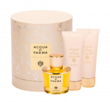Acqua di Parma Magnolia Nobile Edp 100 ml + Deostick 75 ml + Shower Gel 75 ml naisille 70486