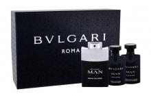 Bvlgari Man Black Cologne Edt 60 ml + Aftershave Balm 40 ml + Shower Gel 40 ml miehille 90958