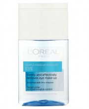 L´Oréal Paris Gentle Eye Makeup Remover 125ml naisille 10098
