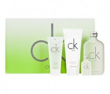 Calvin Klein CK One Edt 200ml + 100ml Body lotion + 100ml Shower gel + 15ml edt unisex 88137