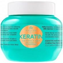 Kallos Cosmetics Keratin Hair Mask 275ml naisille 01082