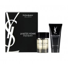 Yves Saint Laurent La Nuit De L Homme Edt 100ml + 100ml Shower gel miehille 14758