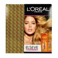 L´Oreal Paris Elseve Extraordinary Oil Shampoo 250ml Elseve Extraordinary Oil Shampoo + 200ml Elseve Extraordinary Oil Balm naisille 85196