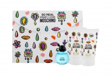 Moschino So Real Cheap and Chic Edt 4,9 ml + Shower Gel 25 ml + Body Milk 25 ml naisille 39223