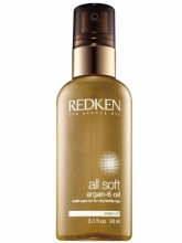 Redken All Soft Hair Oils and Serum 90ml naisille 42071