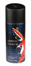 Playboy London Deodorant 150ml miehille 04448