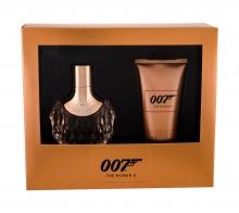 James Bond 007 James Bond 007 Edp 30 ml + Body Lotion 50 ml naisille 70011