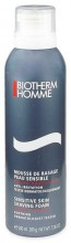 Biotherm Homme Shaving Foam Sensitive Skin Cosmetic 200ml miehille 17212