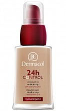 Dermacol 24h Control Make-Up Cosmetic 30ml 4K naisille 52812