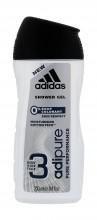 Adidas Adipure Shower gel 250ml miehille 12150