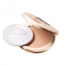 Maybelline Affinitone Powder 9g 03 Light Sand Beige naisille 58971