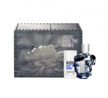 Diesel Only The Brave Edt 125ml + 75ml deostick miehille 27808