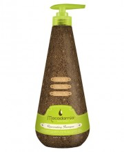 Macadamia Professional Rejuvenating Shampoo 1000ml naisille 02114