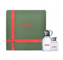 HUGO BOSS Hugo Man Edt 125ml + 40ml Edt miehille 33890