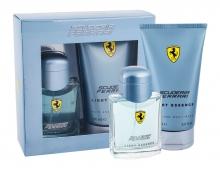 Ferrari Scuderia Ferrari Light Essence Edt 75 ml + Shower Gel 150 ml miehille 11035