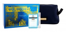 Versace Man Eau Fraiche Edt 100 ml + Edt 10 ml + Cosmetic Bag miehille 43800