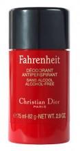 Christian Dior Fahrenheit Deodorant 75ml miehille 00379