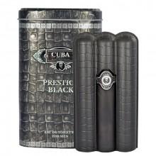 Cuba Prestige Black Eau de Toilette 90ml miehille 35748