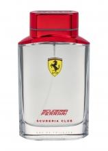 Ferrari Scuderia Ferrari Scuderia Club Eau de Toilette 125ml miehille 14722