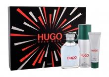 HUGO BOSS Hugo Man Edt 125 ml + Deodorant 150 ml + Shower Gel 50 ml miehille 32002