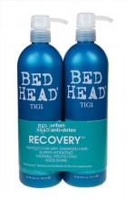 Tigi Bed Head Recovery 750ml Bed Head Recovery Shampoo + 750ml Bed Head Recovery Conditioner naisille 64028