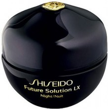 Shiseido Future Solution LX Night Skin Cream 50ml naisille 02262