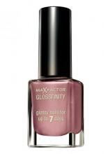 Max Factor Glossfinity Nail Polish 11ml 160 Raspberry Blush naisille 38475