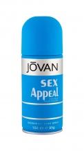 Jovan Sex Appeal Deodorant 150ml miehille 00850